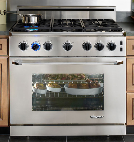 dacor gas cooktops 30